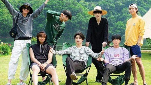 BTS In The Soop Season 2 Release Date