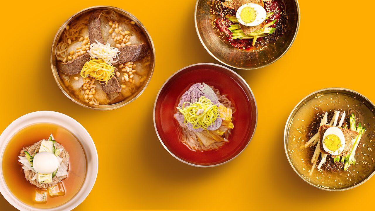Korean Cold Noodle Rhapsody Season 2