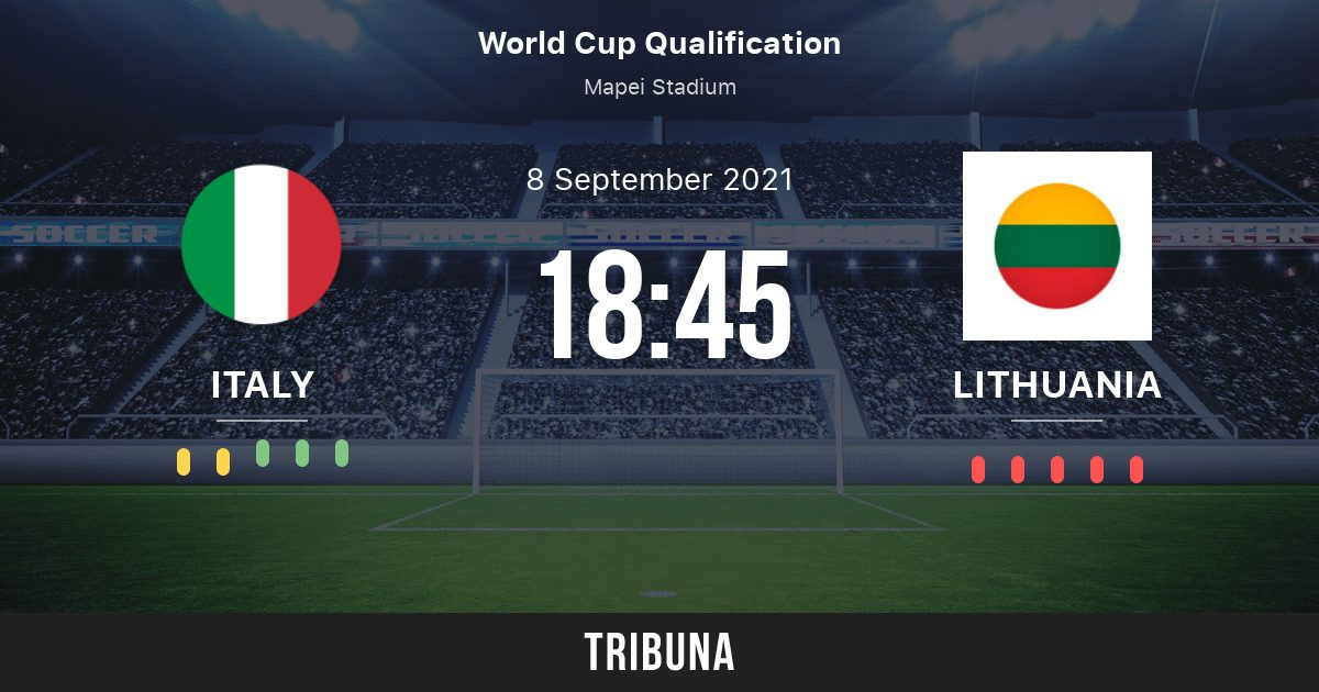 How To Stream Italy Vs Lithuania