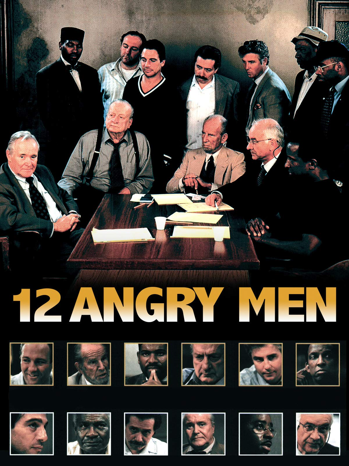 12 angry men cast