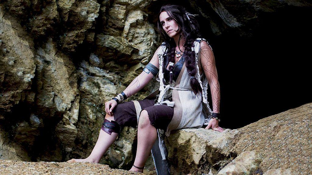 Ailyta's Freya Cosplay.