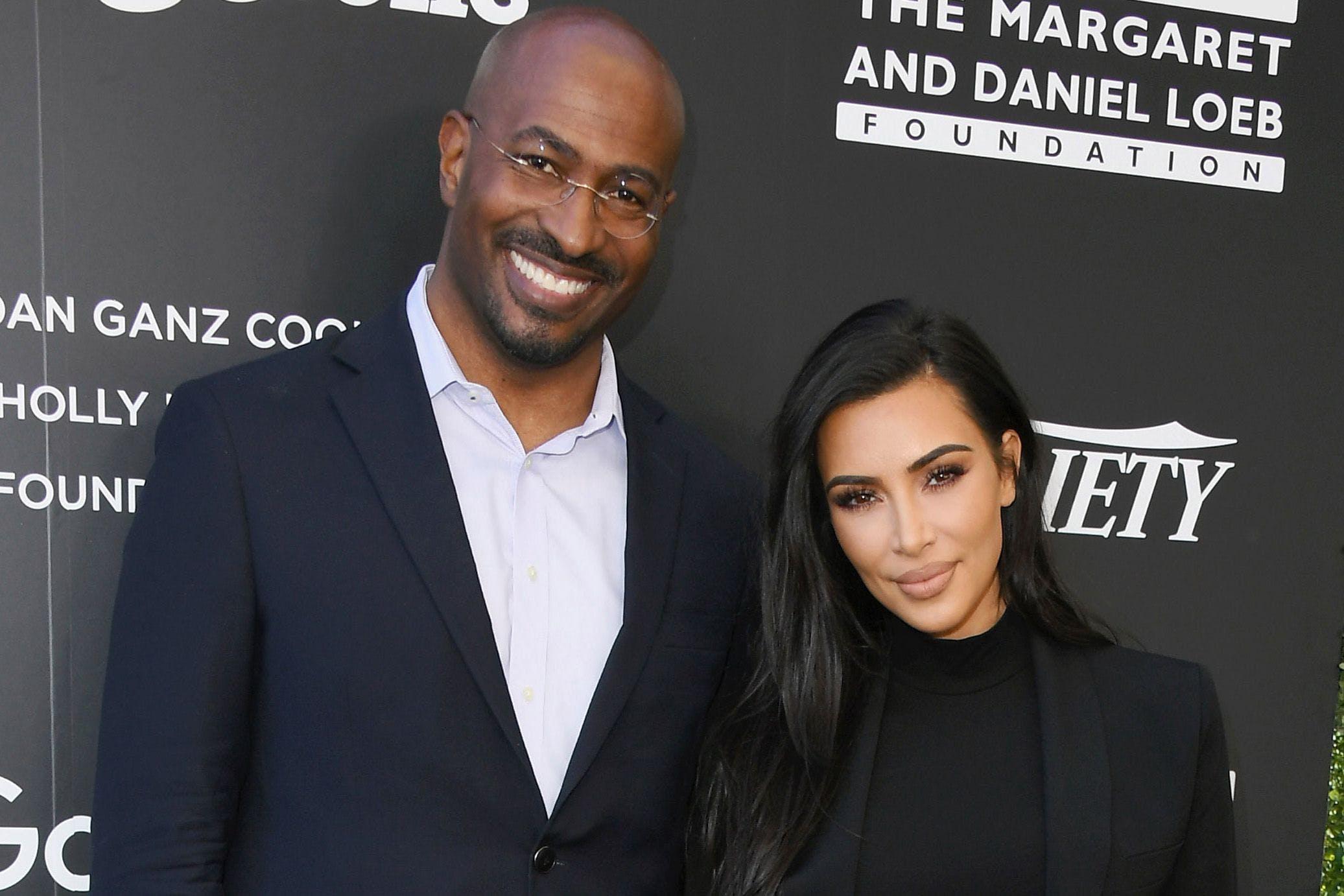 Soulja Boy and Kim Kardashian photo explanation