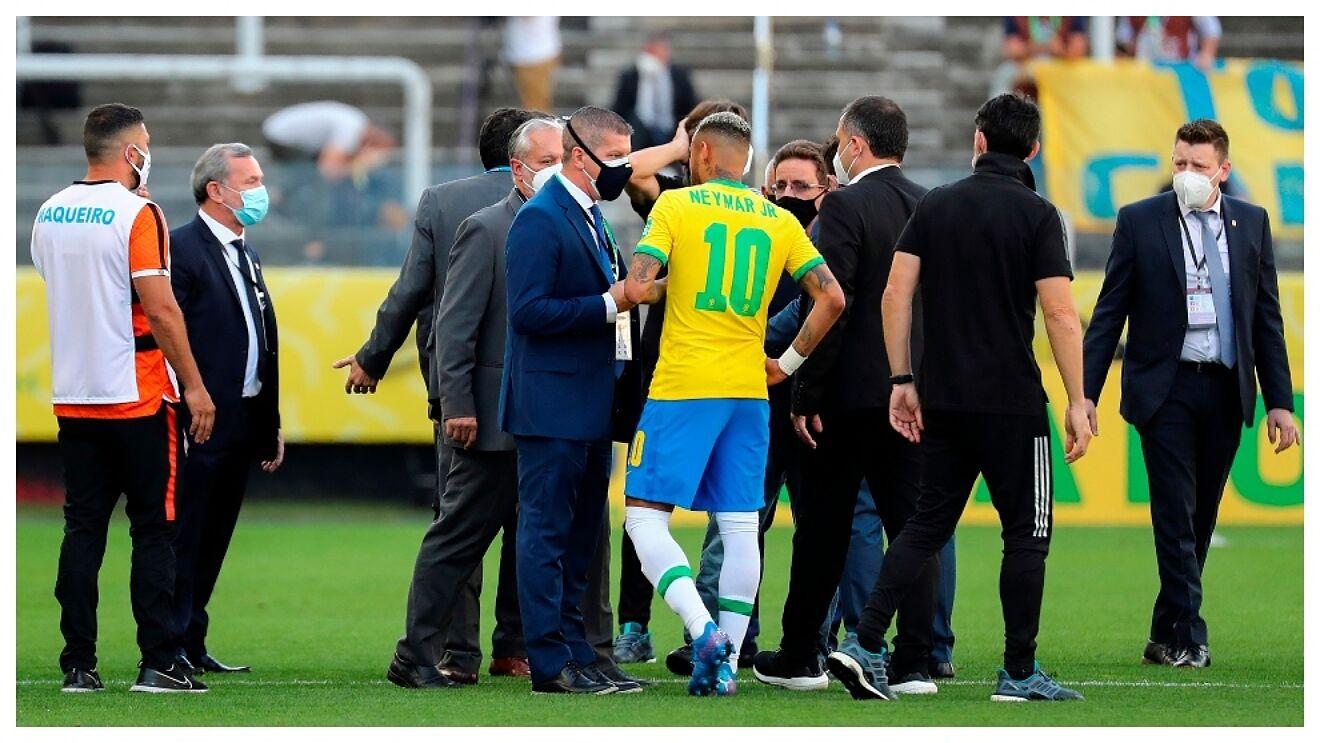 Brazil VS Argentina Match Analysis