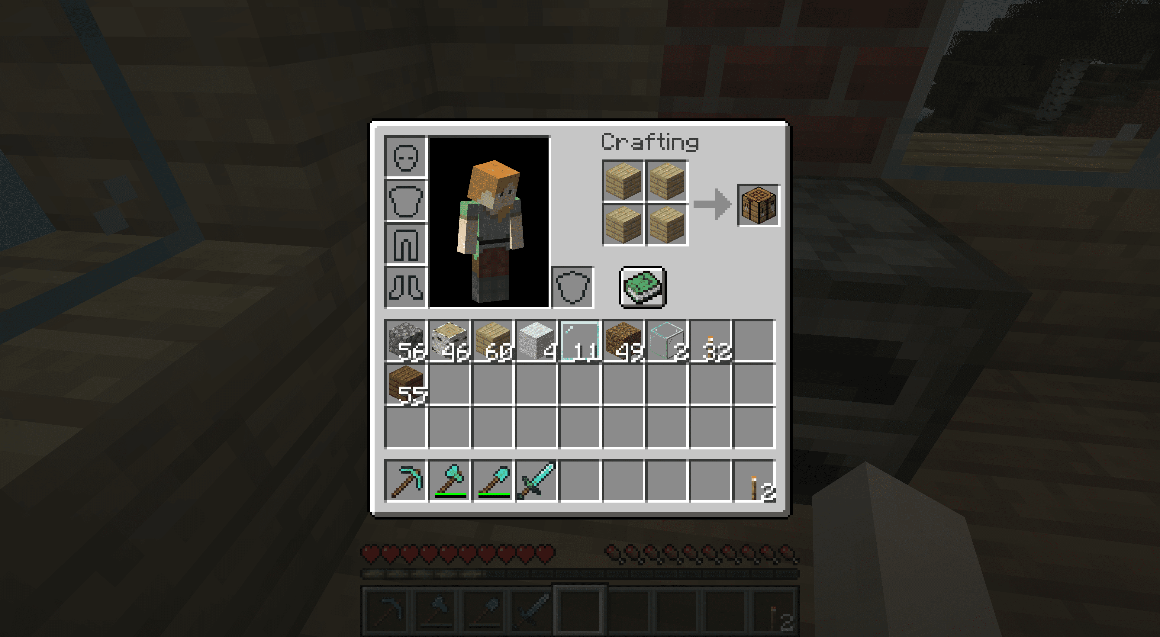 How To Make And Use Splash Potion in Minecraft?