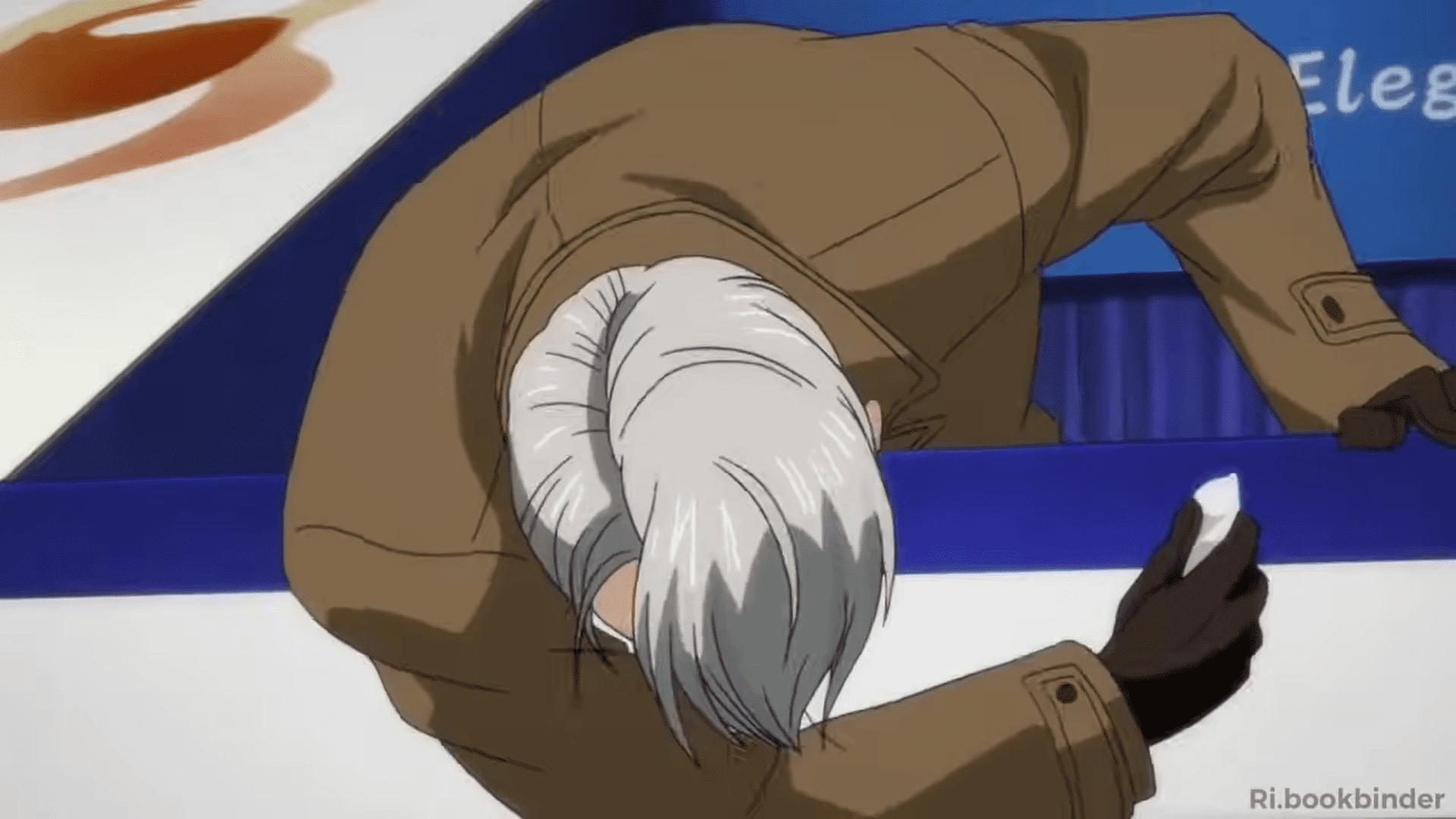 Anime that Deserve a New Season - Yuri On Ice
