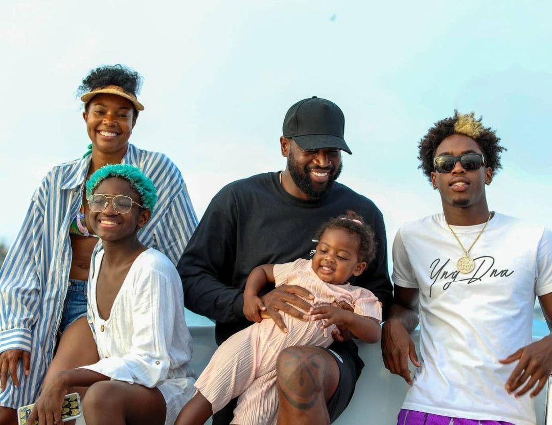 Dwyane Wade's Children