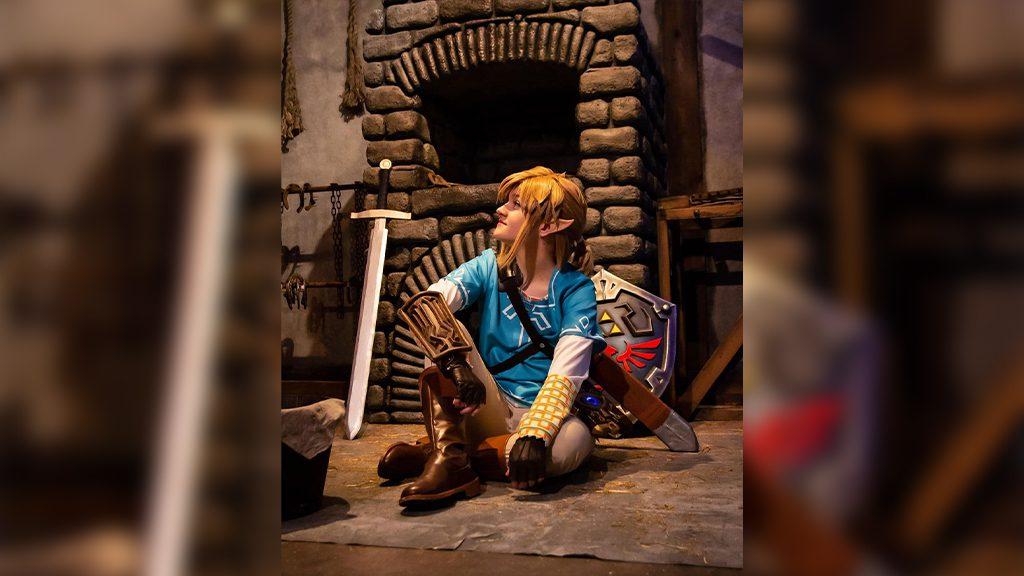 Niamh, Best Link Cosplays From Legend of Zelda