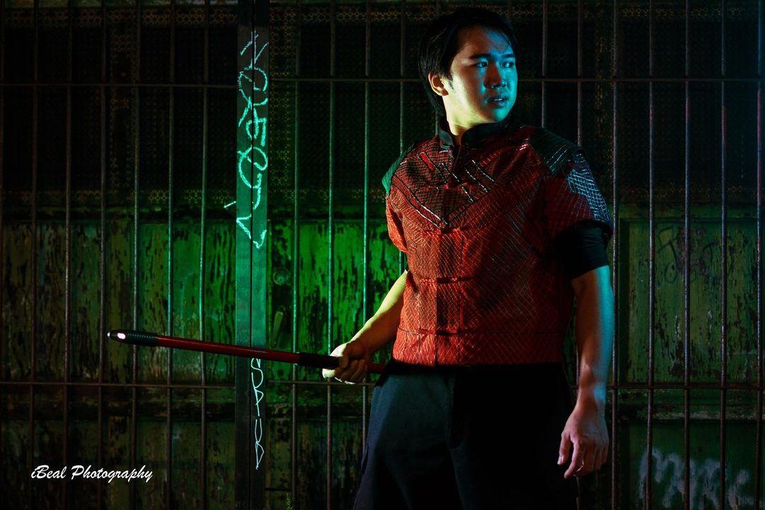 Shang-Chi cosplay by Dan Truong