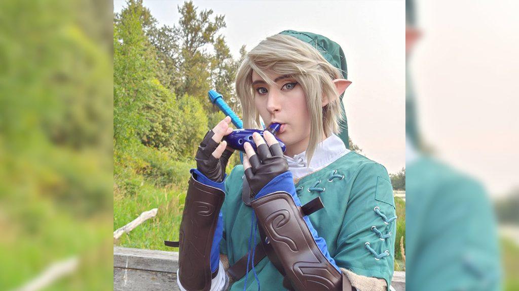 Alycas, Best Link Cosplays From Legend of Zelda