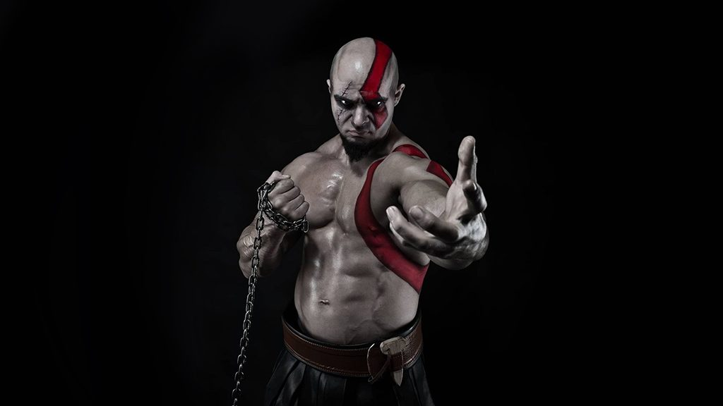 Evgeny Batorevich' Kratos Cosplay, Best God Of War Cosplay Ever