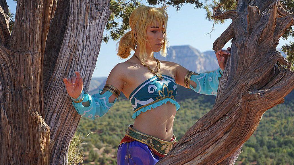 Meghan, Best Link Cosplays From Legend of Zelda