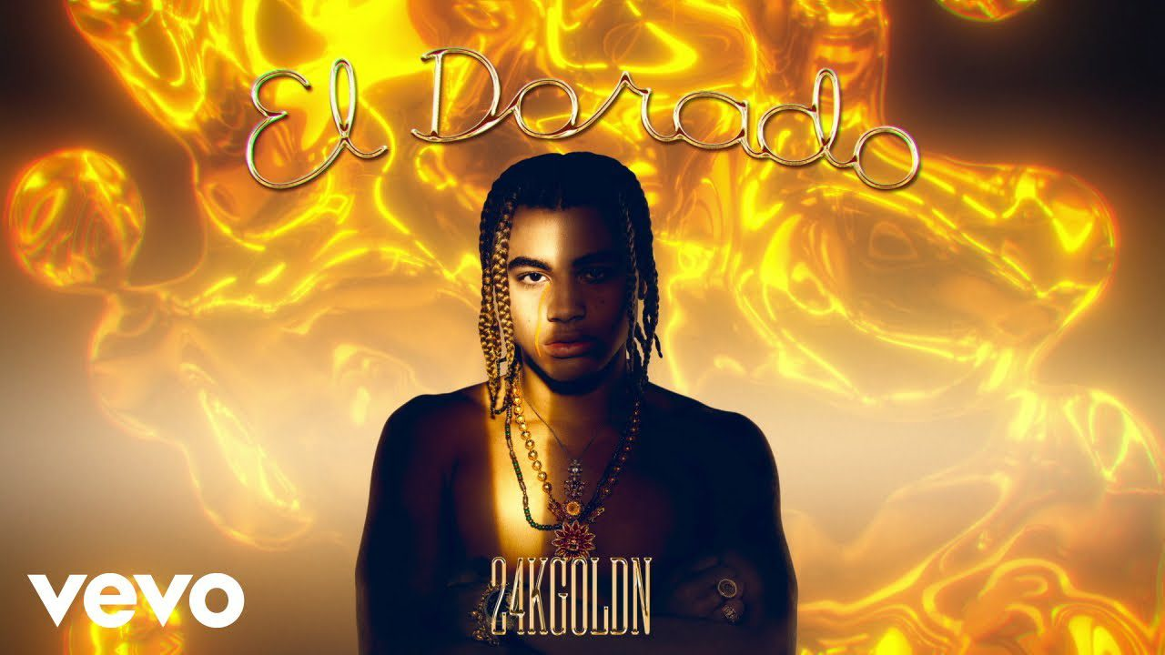 24kGoldn's El Dorado ranks No. 9