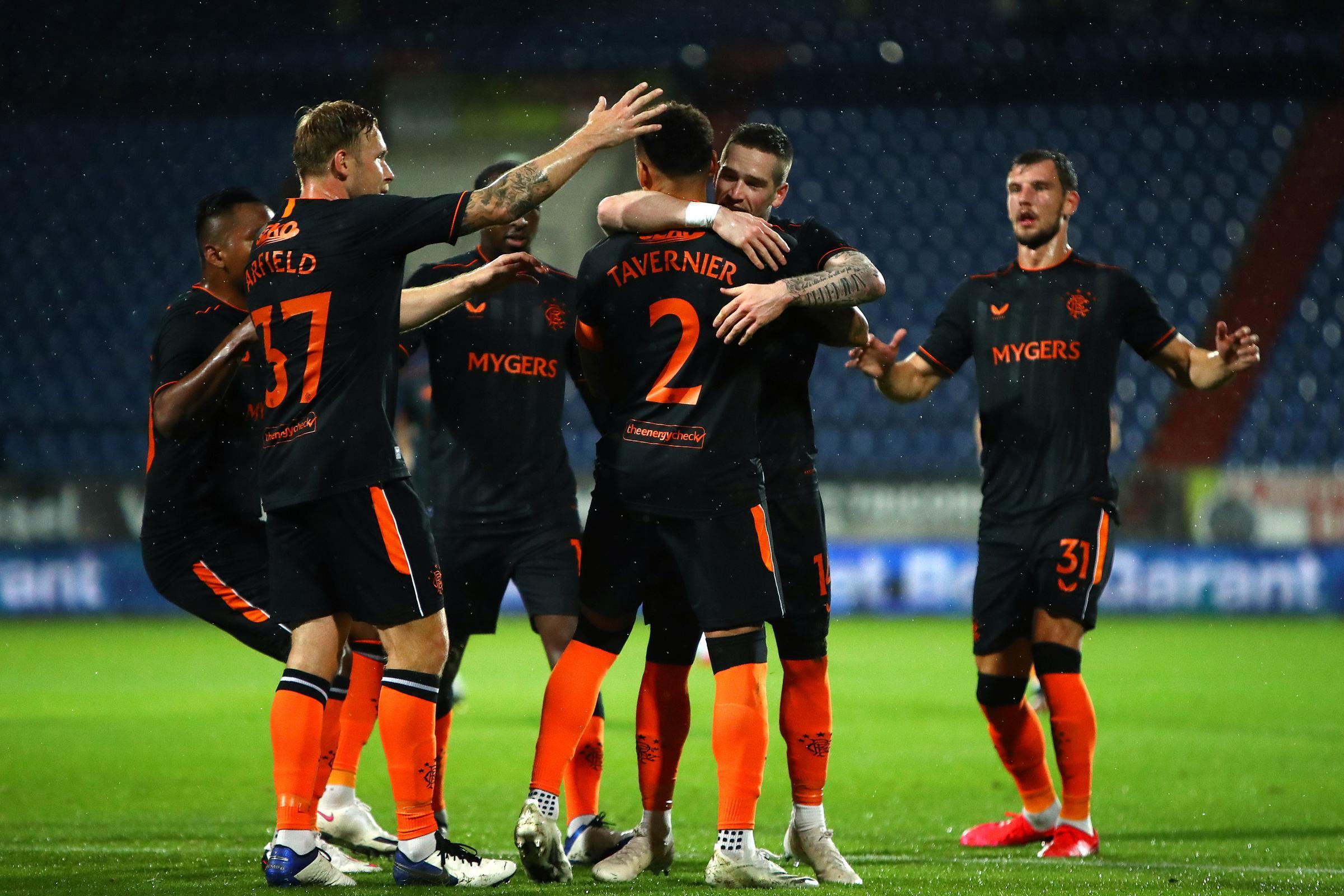 Rangers Vs Lyon