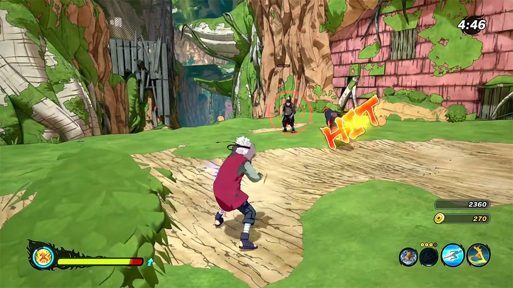 Best Naruto Games to Play - Naruto to Boruto: Shinobi Striker