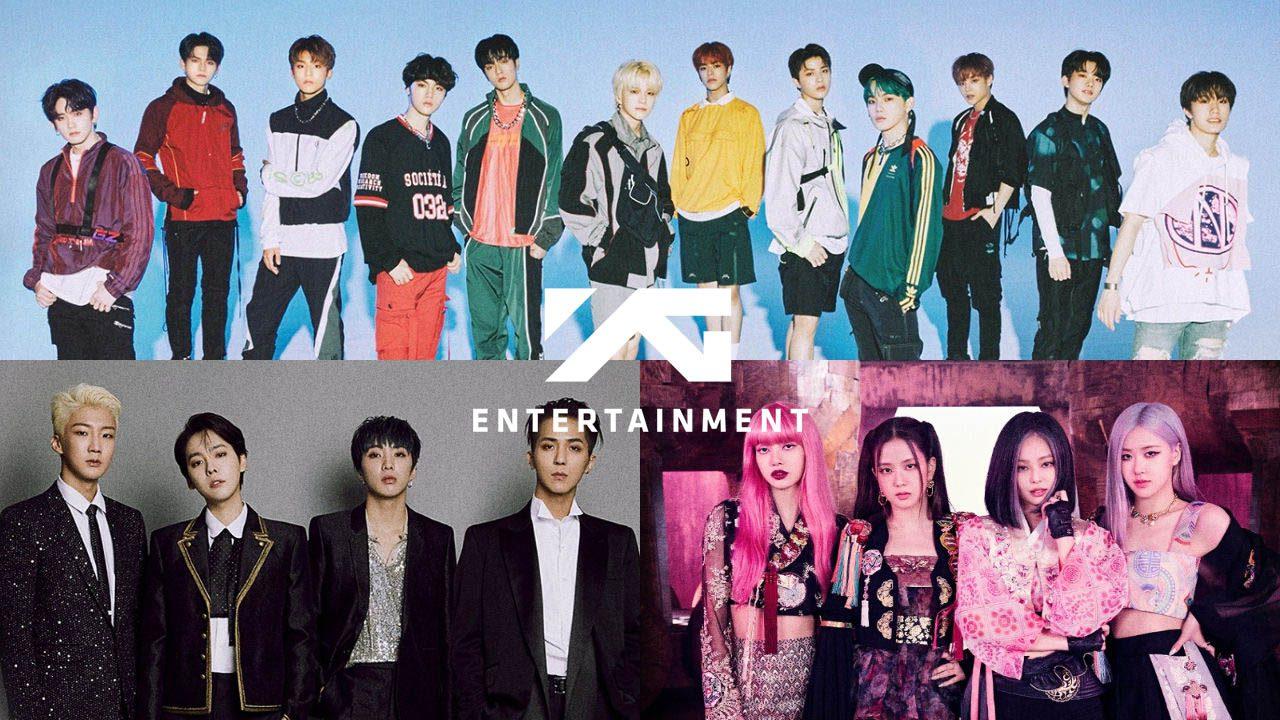 YG Entertainment Audition Dates 2022