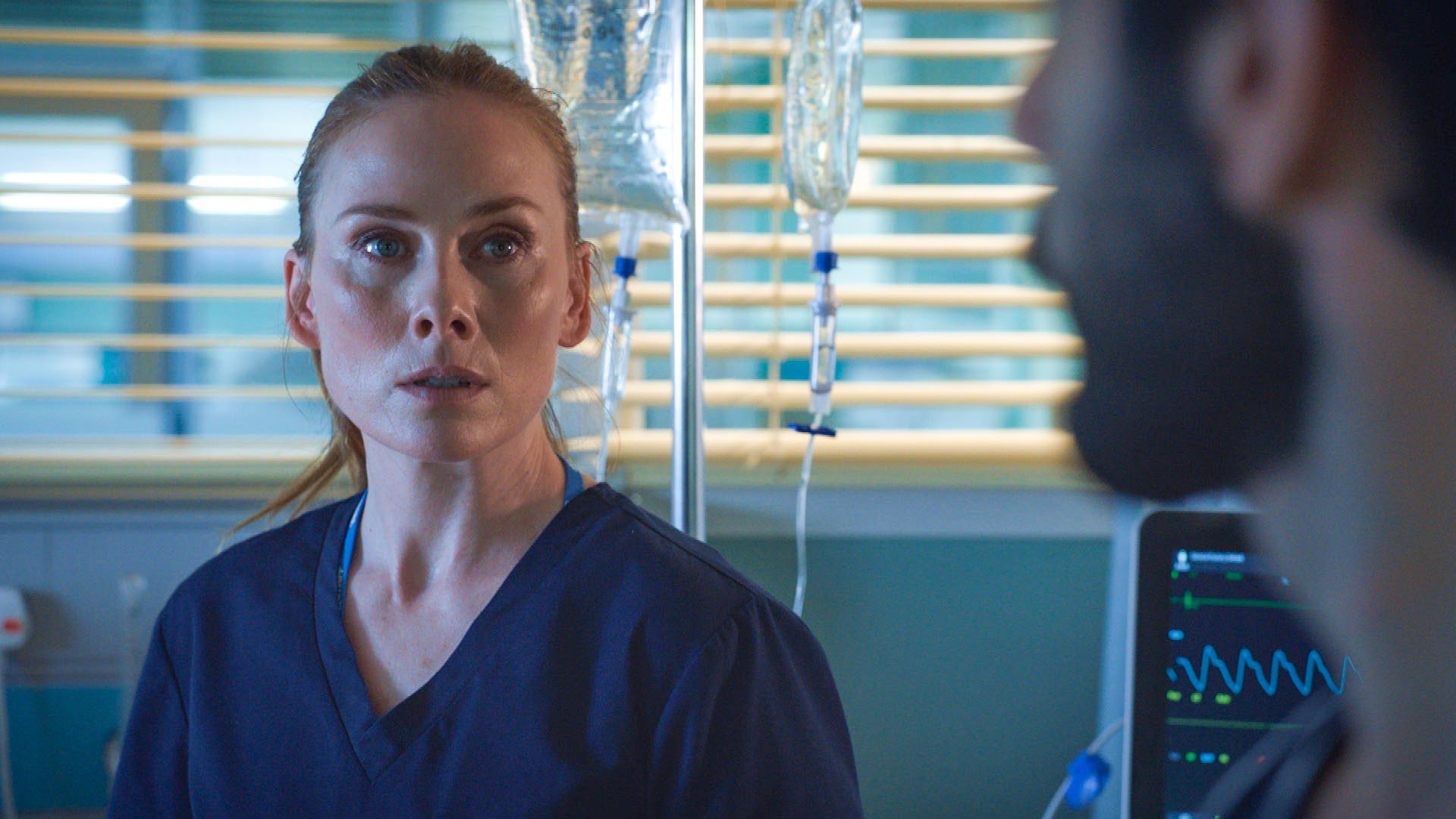 Is Rosie Marcel Back On Holby city?