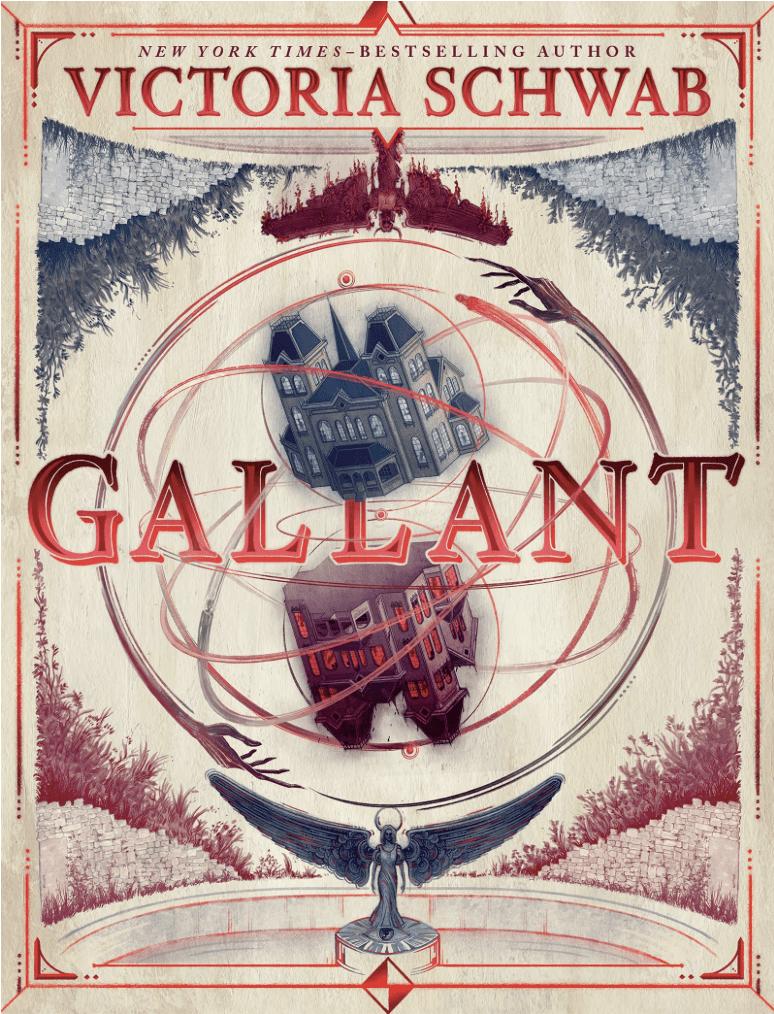 Gallant book release date