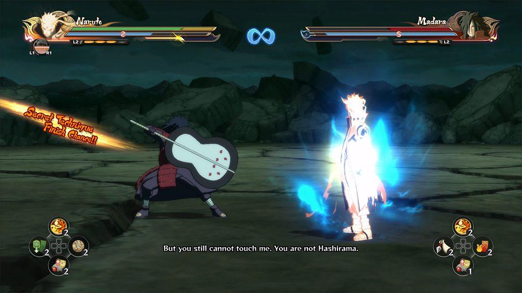 Best Naruto Games to Play - Naruto Shippuden: Ultimate Ninja Storm 4