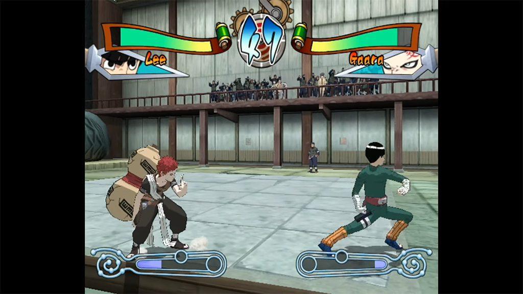 Best Naruto Games to Play - Naruto Clash of Ninja 2