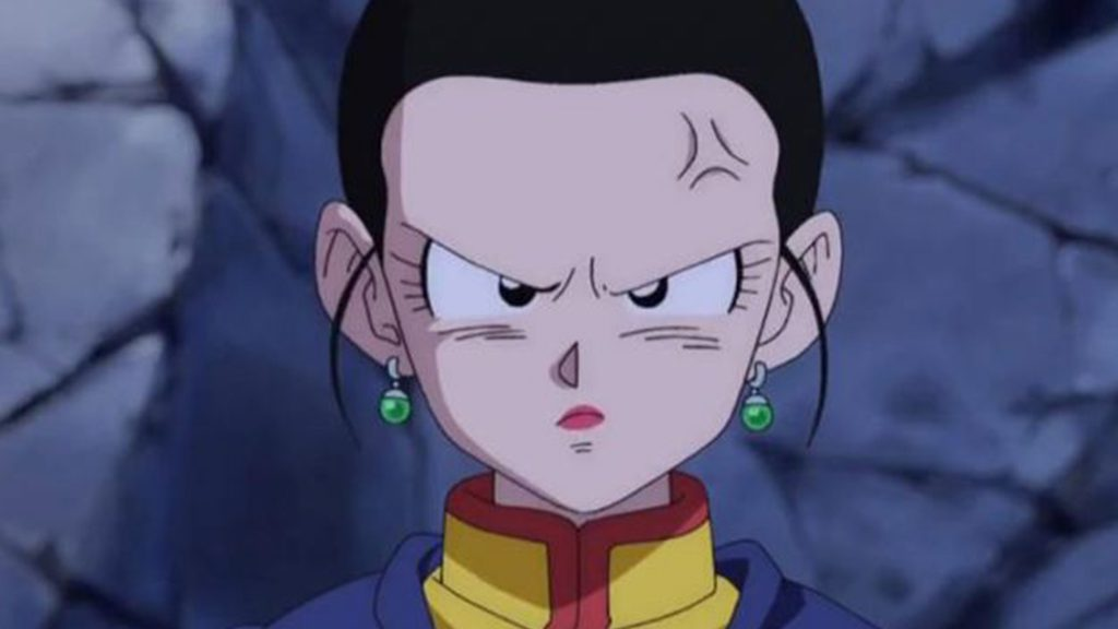 Chi-Chi, Characters That Can Defeat Goku