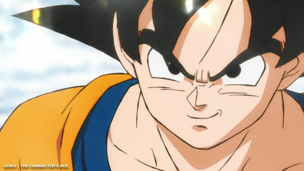 How Old Is Goku In Dragon Ball Super