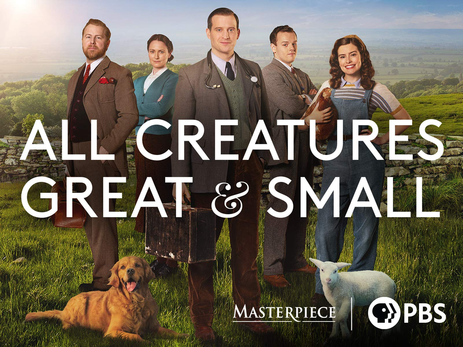All Creatures Great and Small Season 2 release date