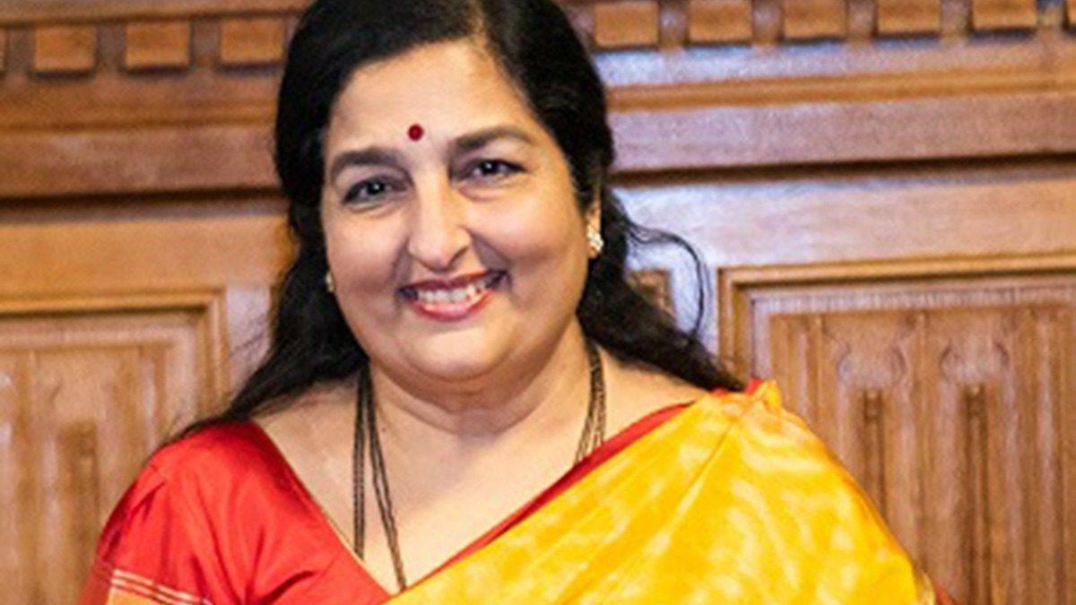 Anuradha Paudwal Affair