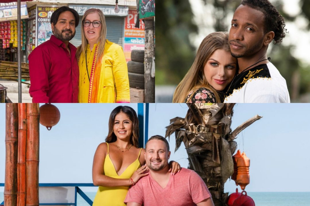 Who are the couples in 90 Day Finacé: The Other Way season 3
