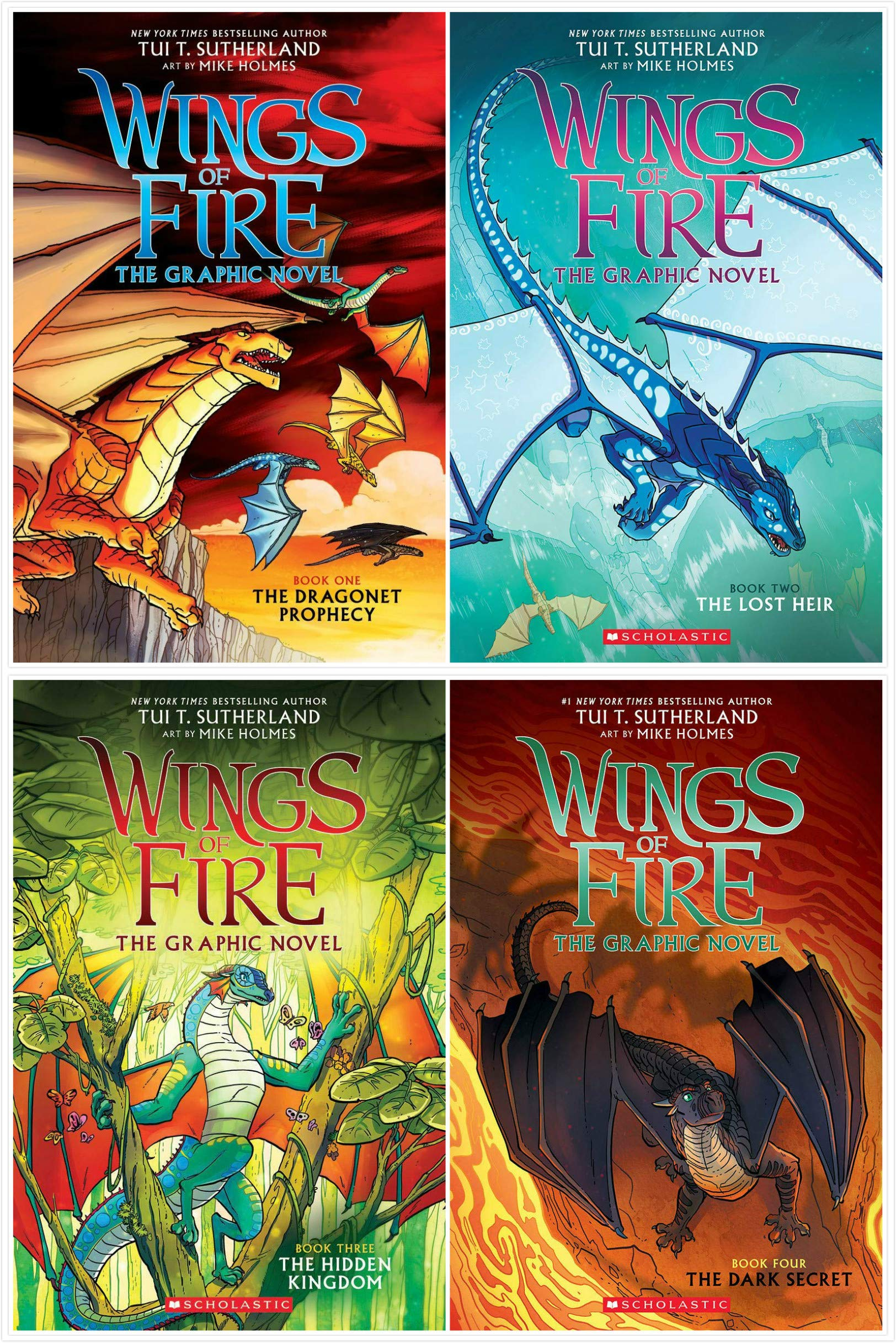 Wings of Fire Graphic Novel 5 Release date