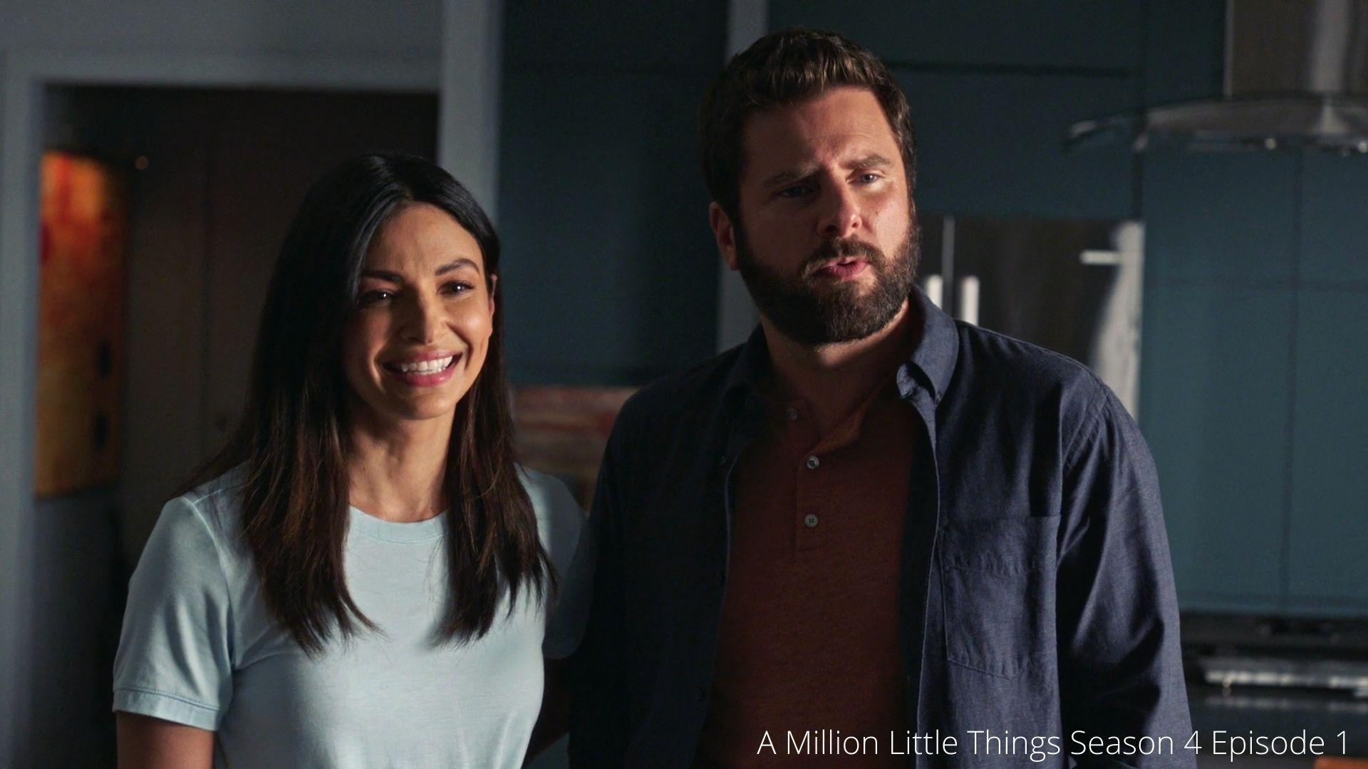 A Million Little Things Season 4 Episode 2