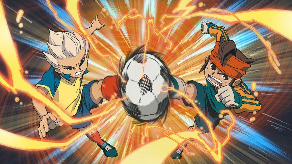 Inazuma Eleven, most popular football anime