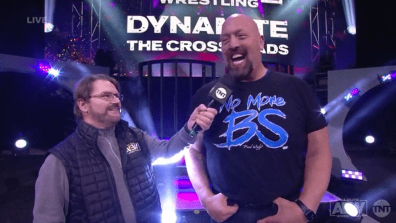 More About Paul Wight's Return
