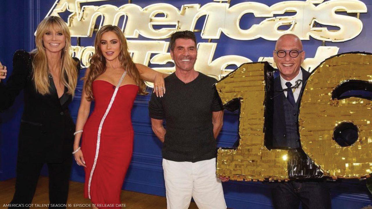 America's Got Talent Season 16 Episode 17