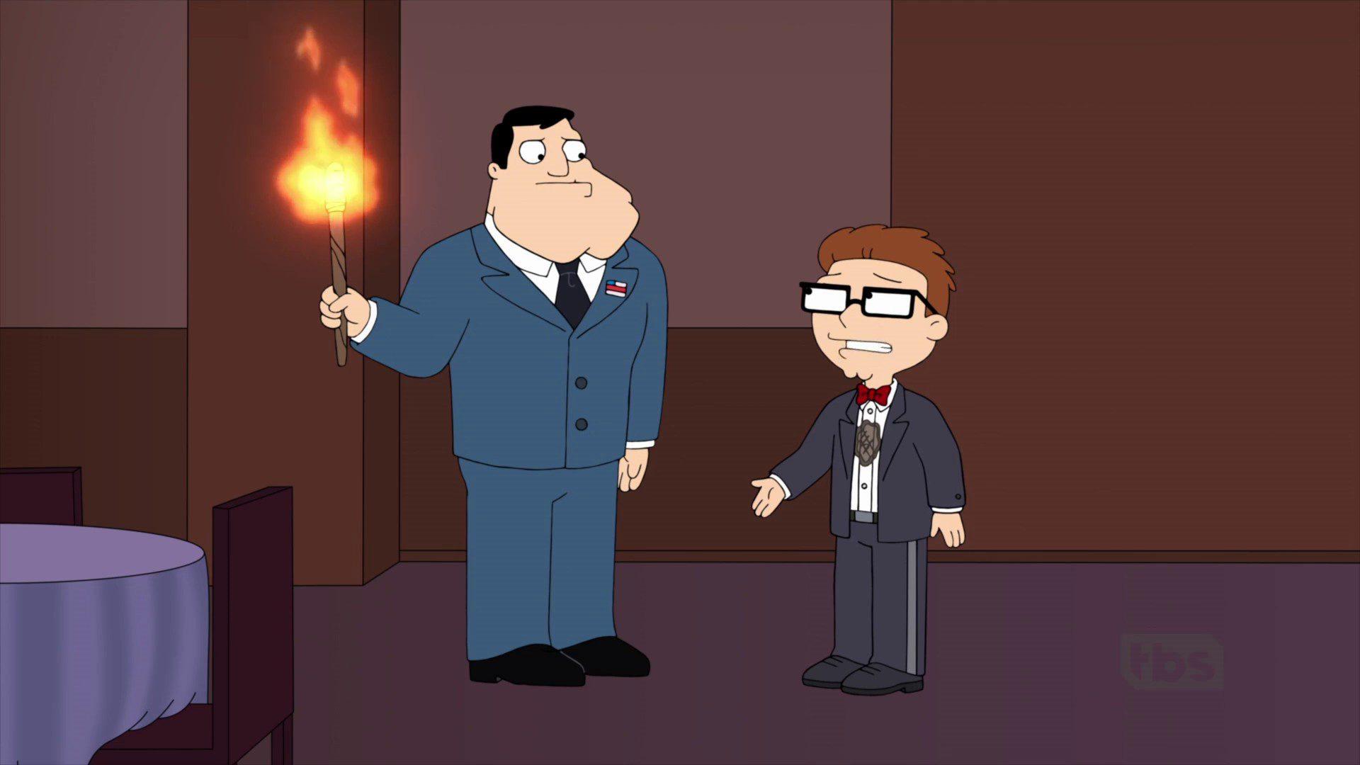 Ending For American Dad Season 18 Episode 20