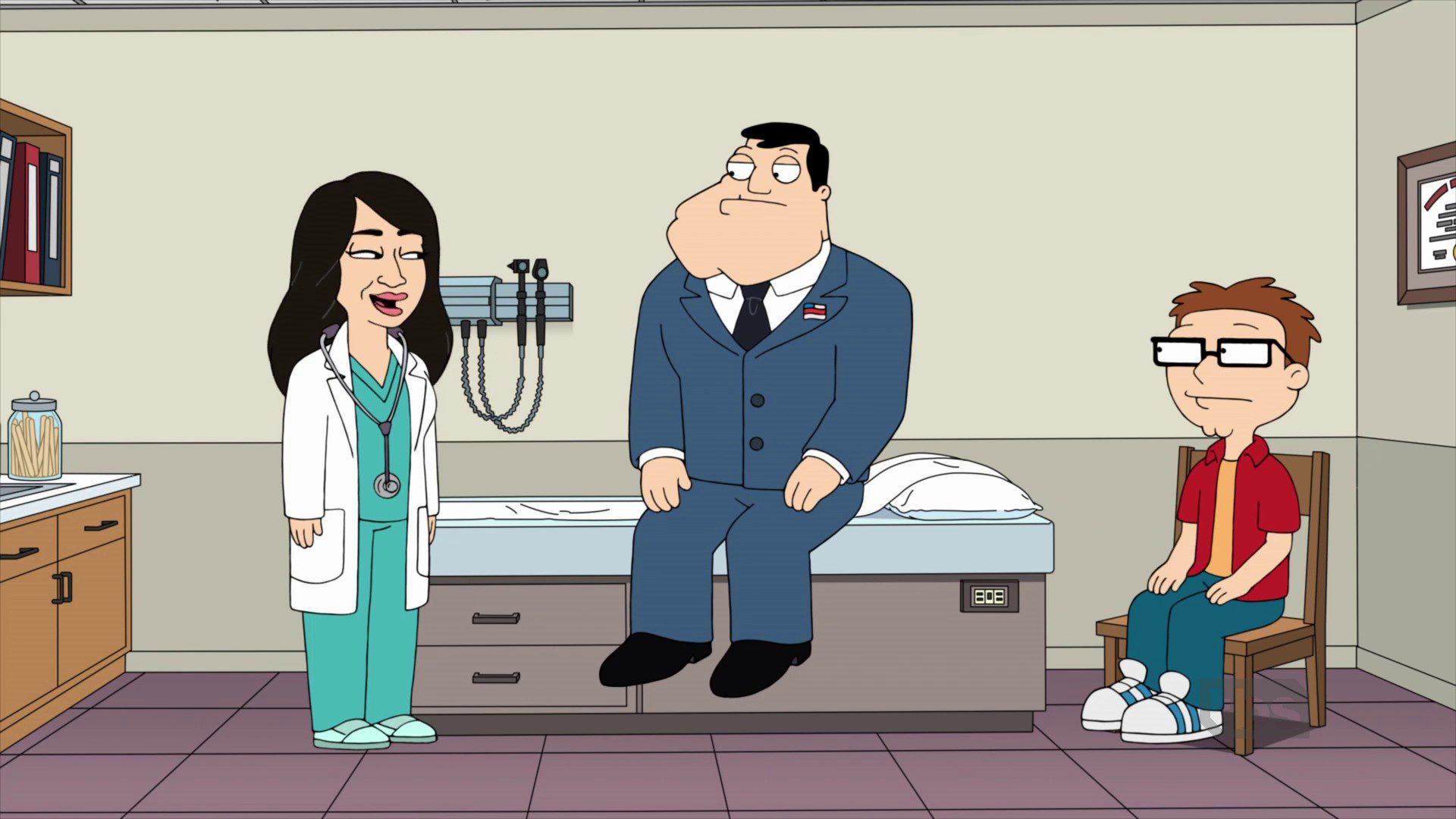 Events From Previous Episode That May Affect American Dad Season 18 Episode 21
