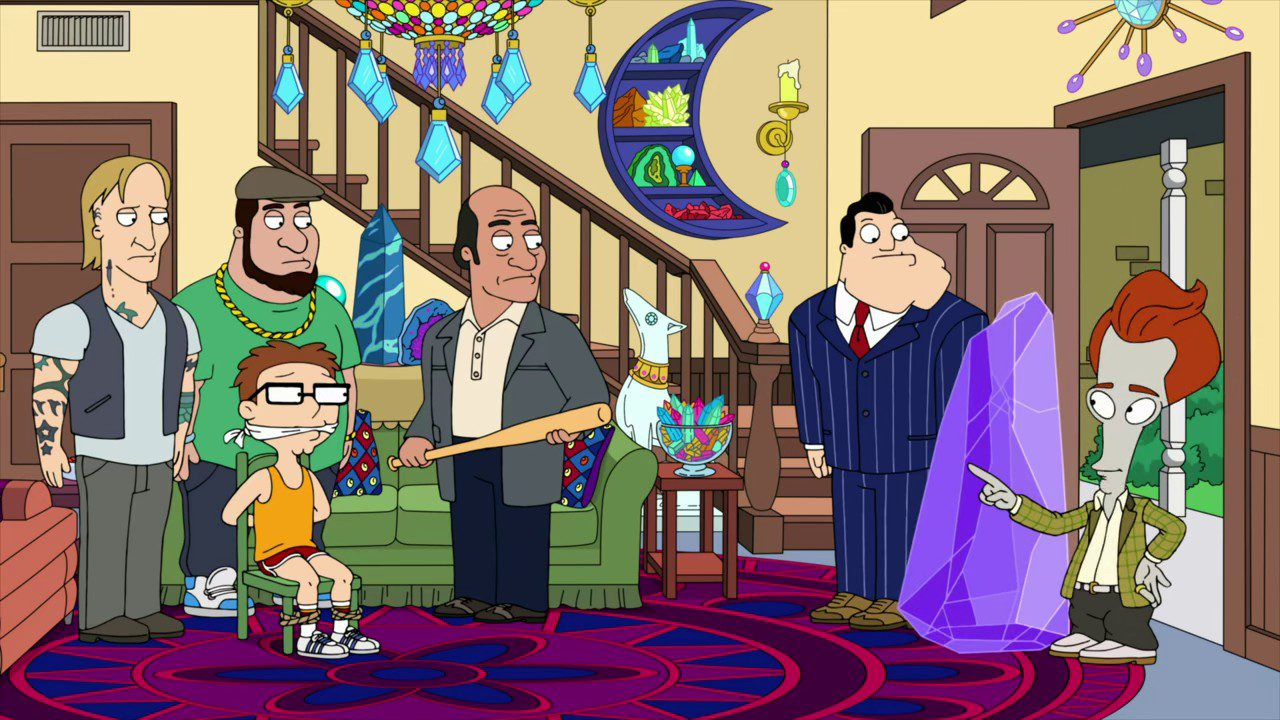 The Ending For American Dad Season 18