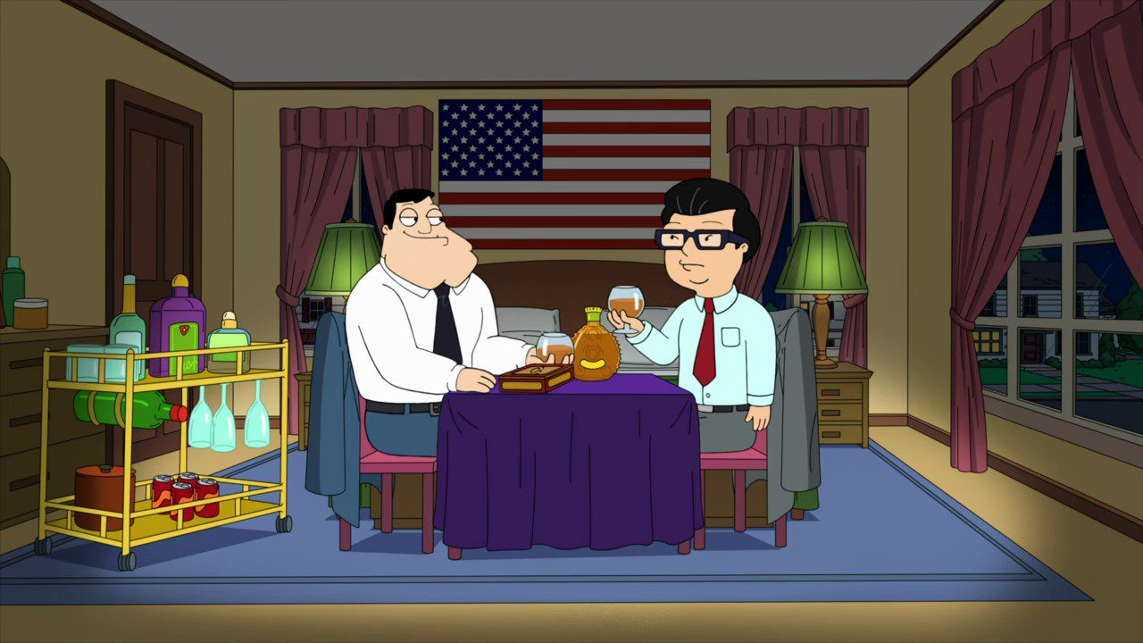 Events From Previous Episode That May Affect American Dad Season 18 Episode 23