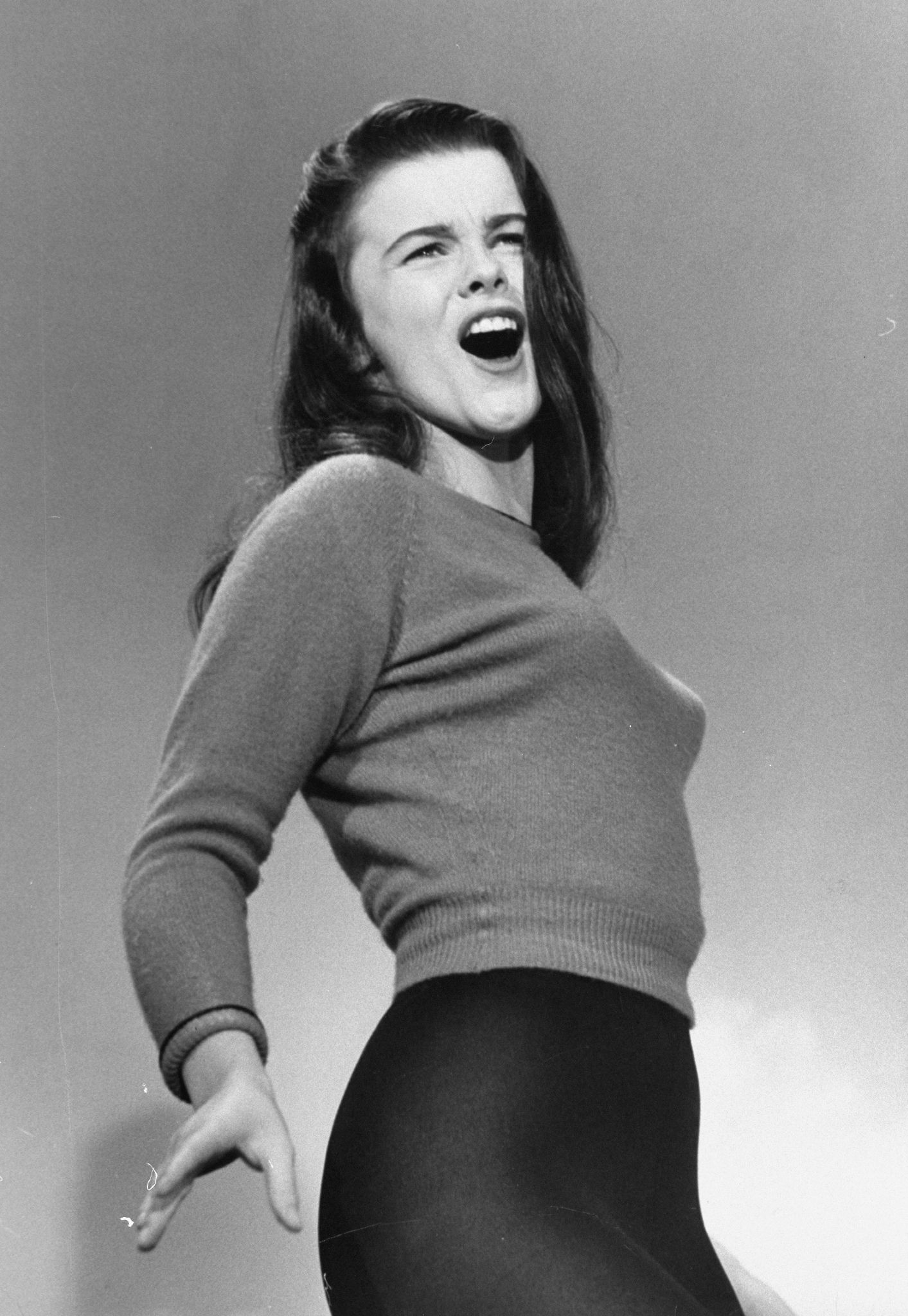Ann Margret in a screen test