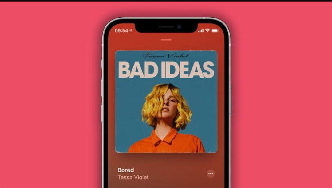 Apple music theme