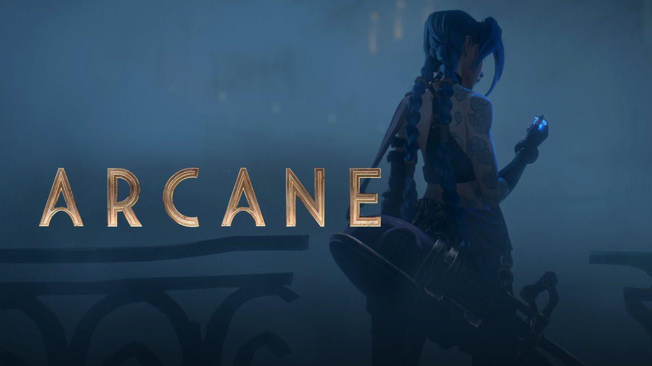 Arcane release date