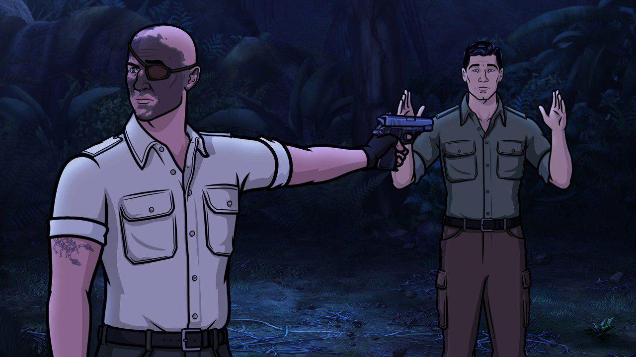 The End Archer Season 12, Episode 5