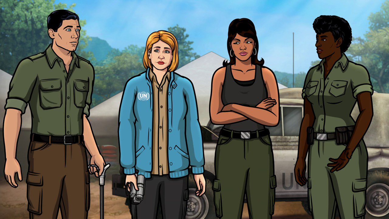 The previous episode may affect the events of the Archer season 12, episode 5