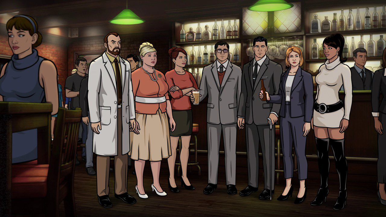 Events From Previous Episode That May Affect Archer Season 12 Episode 6