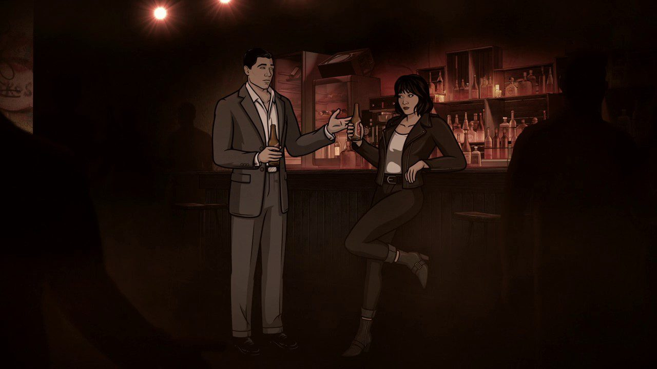 Events From Previous Episode That May Affect Archer Season 12 Episode 7