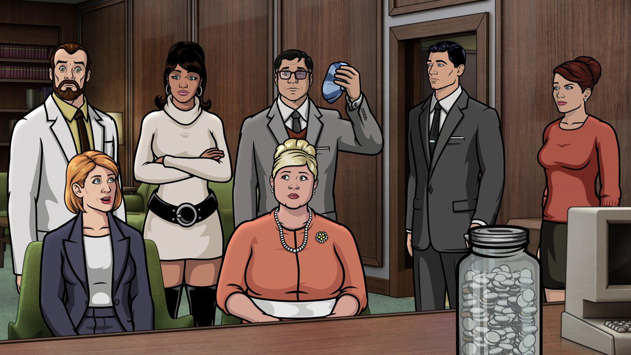 Release Date and Spoilers For Archer Season 12 Episode 6