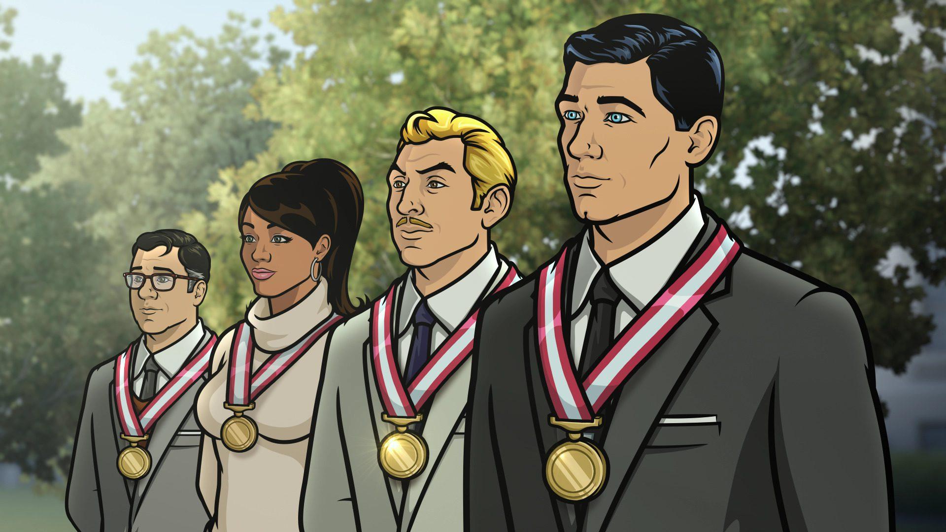 Archer Season 12 Episode 4