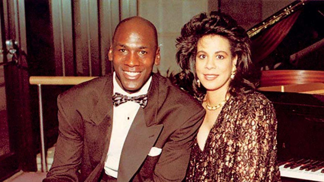 Michael Jordan Wife