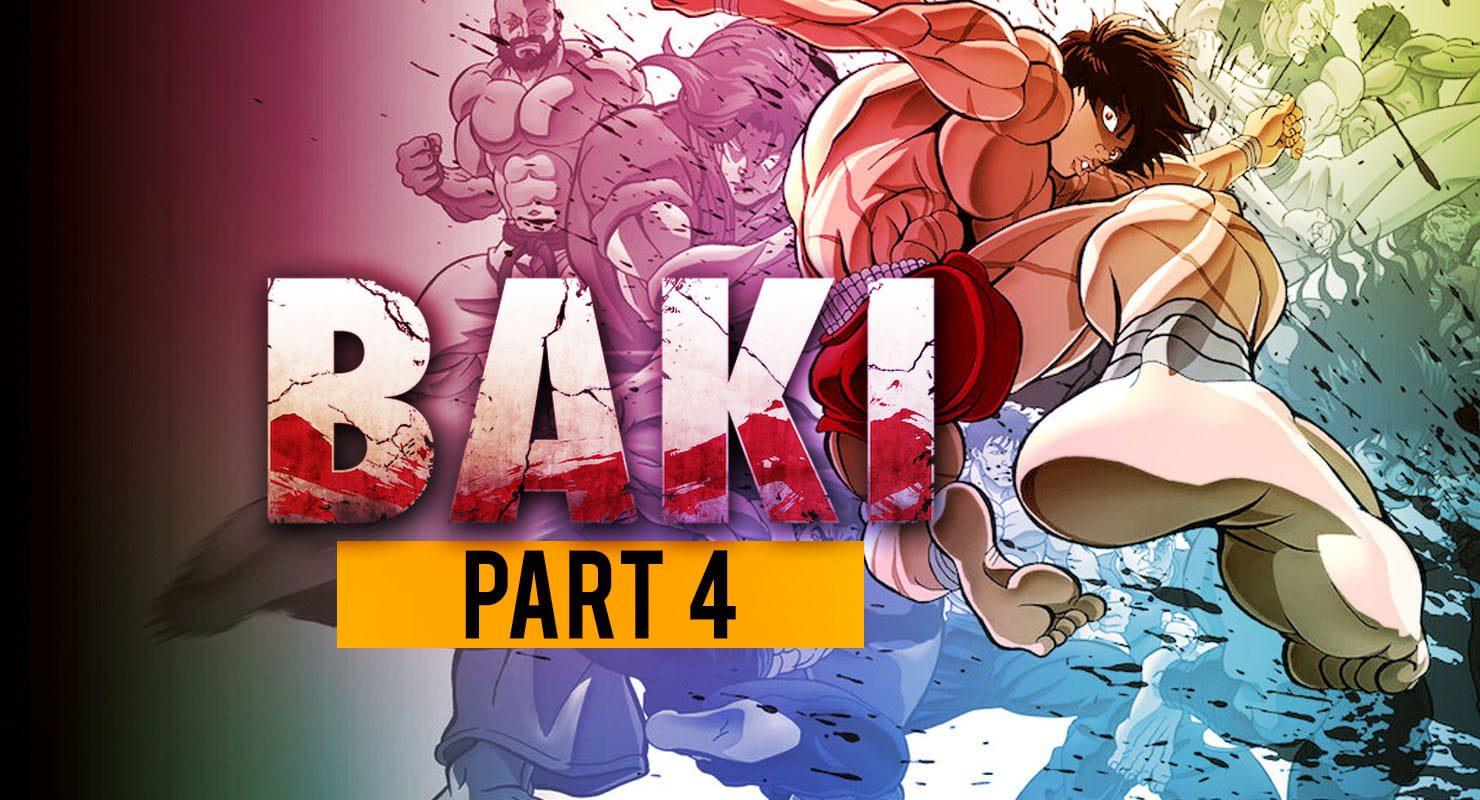 baki part 4 release date