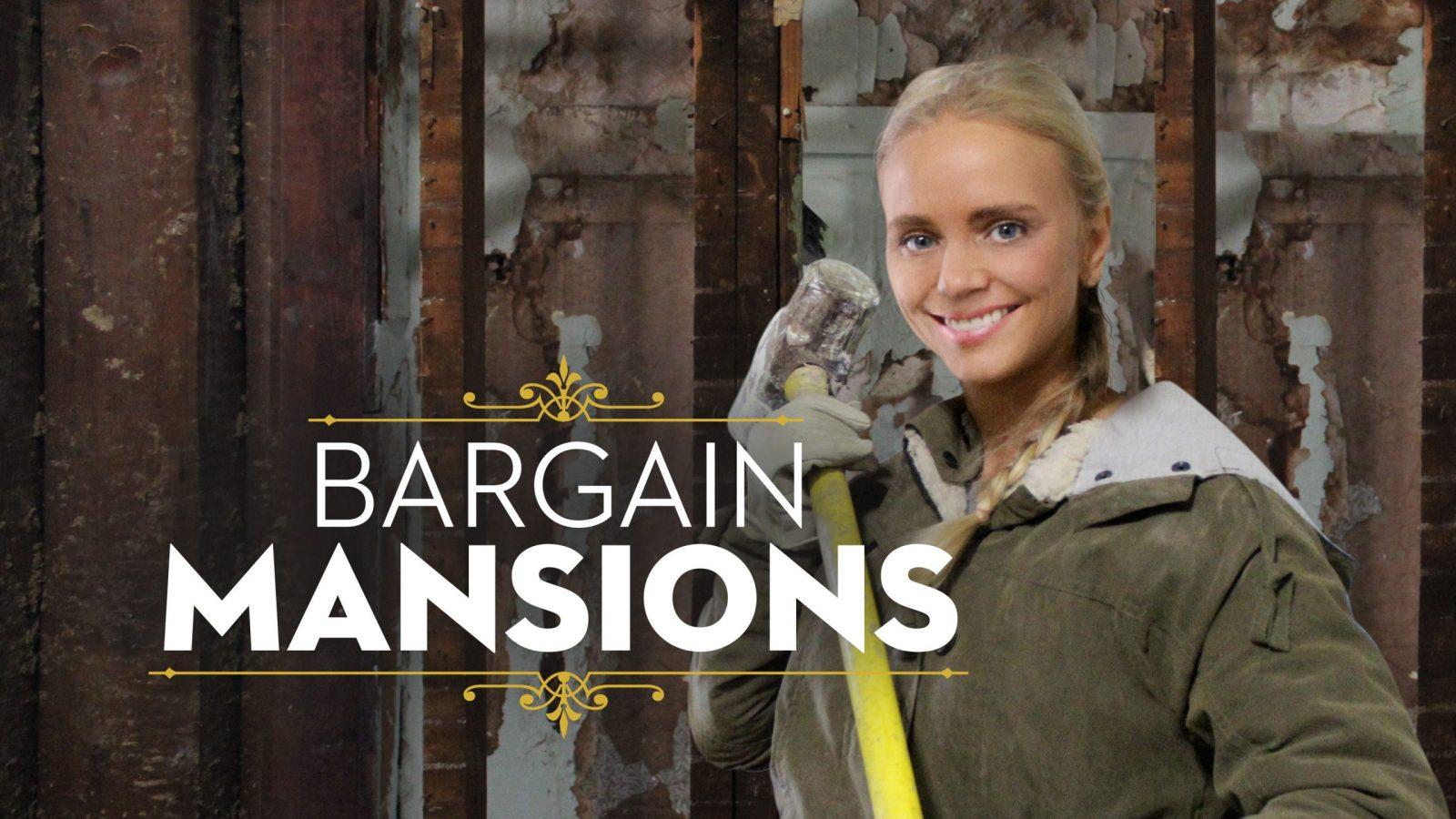 where is bargain mansions filmed