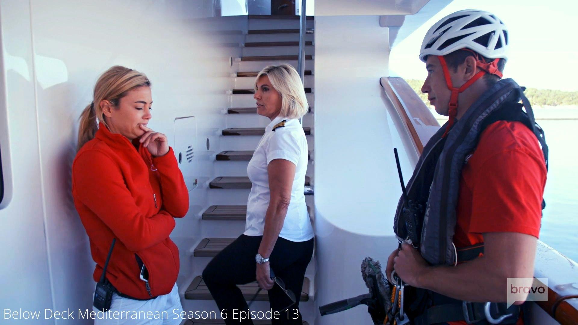 Below Deck Mediterranean Season 6 Episode 14